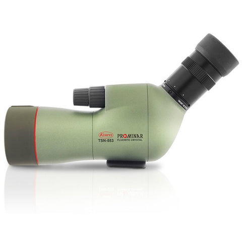 Kowa_TSN-553_55mm_Prominar_Pure_Fluorite_Angled_Spotting_Scope_Side_Left_View