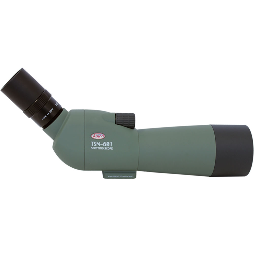 Kowa_TSN-601_60mm_Multi-Coated_Angled_Spotting_Scope_Side_Right_View_with_Eyepiece
