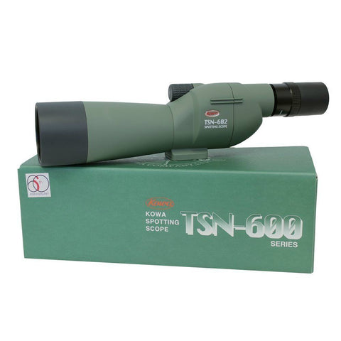 Kowa_TSN-602_60mm_Multi-Coated_Straight_Spotting_Scope_on_box.