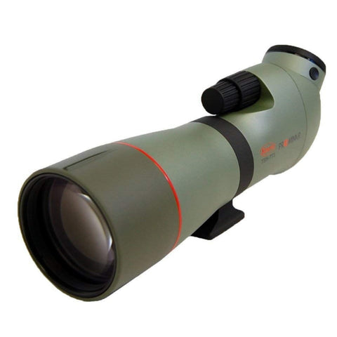 Kowa_TSN-773_77mm_Prominar_XD_Angled_Spotting_Scope_Front_Left_View