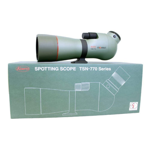 Kowa_TSN-773_77mm_Prominar_XD_Angled_Spotting_Scope_on_Box