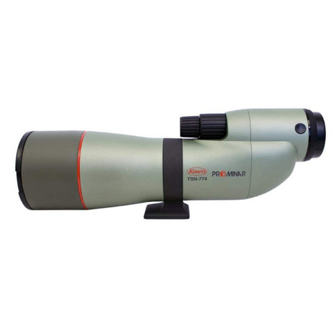 Kowa_TSN-774_77mm_Prominar_XD_Straight_Spotting_Scope_Side_Left_View