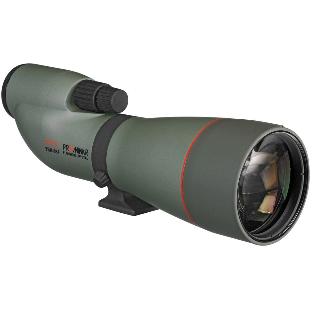 Kowa_TSN-884_88mm_Prominar_Pure_Fluorite_Straight_Spotting_Scope_Front_Right_View