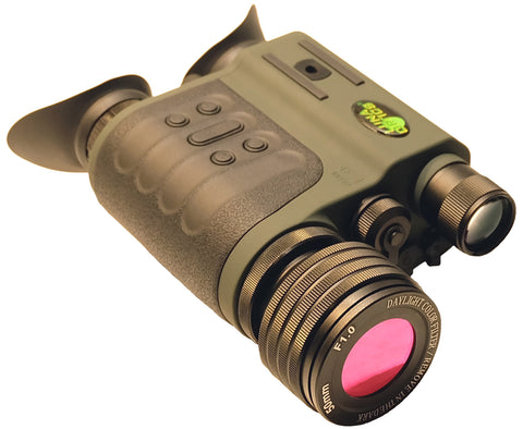 Luna Optics LN-G2-B50 Gen-2 Digital Day/Night Binocular 6x-30x50