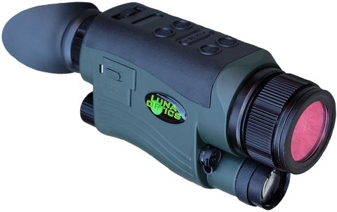 Luna Optics LN-G2-M44 Gen-2 Digital Day/Night Vision Monocular 5-20x44