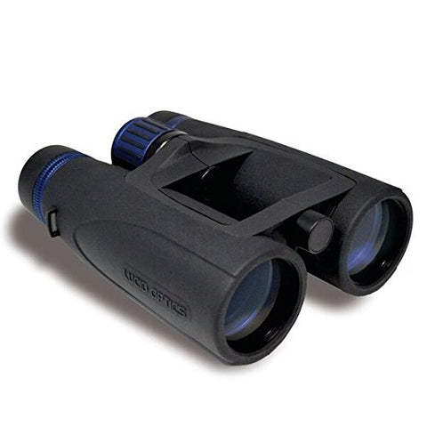 LUCID OPTICS 10X42 HIGH DEFINITION ED BINOCULARS B-10 Front Right View