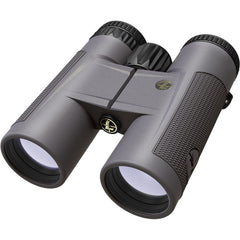 Leupold 10x42 BX-2 Tioga HD Binocular Shadow Gray 299388 Top Left View