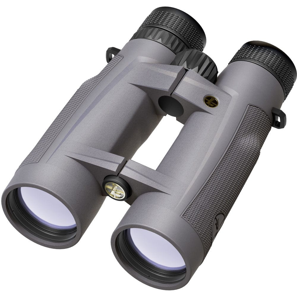 Leupold 15x56 Santiam HD Binocular Shadow Gray 299374 Top Left View
