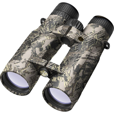 Leupold 15x56 Santiam HD Binocular Sitka Open Contry 299372 Top Left View