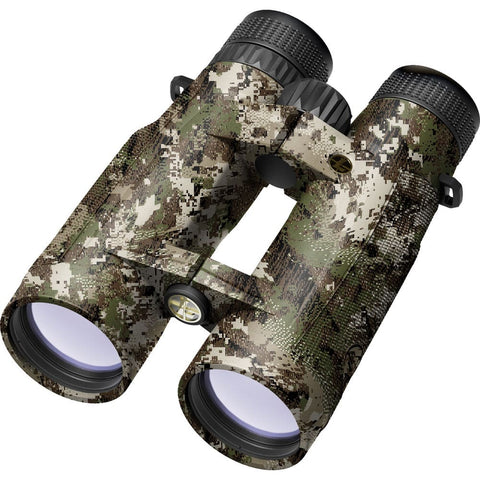 Leupold 15x56 Santiam HD Binocular Sitka Sub Alpine 299373 Top Left View