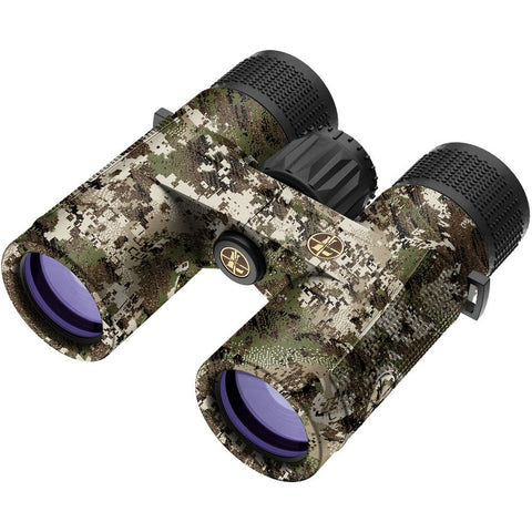 Leupold 8x32 BX-4 Pro Guide HD_Binoculars Sitka Grear Sub-Alpine 306144 Top Left View