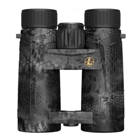Leupold 8x42 BX-4 Pro Guide HD Binoculars Kryptek Typhon Black 306148 Top View