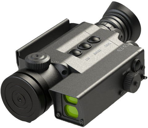 Luna Optics R-40 Genesis Revelation Long Range Thermal Monocular 2.5-10x40