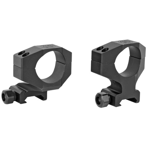 Sig Sauer Alpha Tactical Ring 30mm Black Picatinny