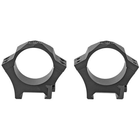 Sig Sauer Alpha Hunting Ring 30mm Low Black Steel Picatinny