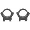 Image of Sig Sauer Alpha Hunting Ring 30mm Medium Black Steel Picatinny