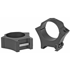 Sig Sauer Alpha Hunting Ring 30mm Medium Black Steel Picatinny