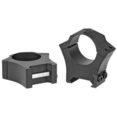 "Sig Sauer Alpha Hunting Ring 1"" High Black Steel Picatinny"
