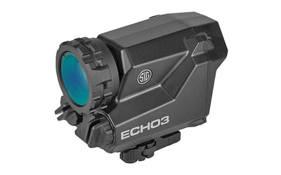 Sig Sauer ECHO3 Thermal Reflex Sight 2-12X40 1913 Picatinny QD Mount LEVELPLEX Anti-Cant Ststem