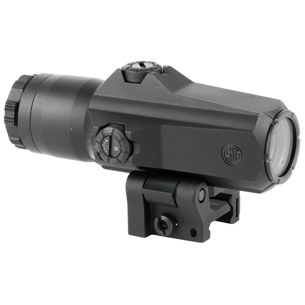 Sig Sauer Juliet6 Magnifier 6X24mm Powercam QR Mount With Spacers Black Finish