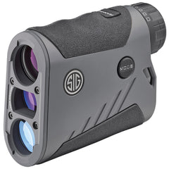 Sig Sauer KILO1600 Laser Rangefinder 6X22mm Black Finish Red Transparent OLED