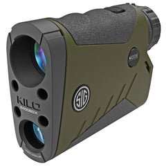 Sig Sauer KILO2400BDX Laser Range Finder 7x25mm Bluetooth Milling Reticle OD Green Finish