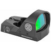 Image of Sig Sauer Romeo1 Reflex Sight 3 MOA Dot Black Finish 1 MOA Adjustments