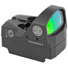 Image of Sig Sauer ROMEO1 Reflex Sight 3 MOA Picatinny and Keymod Mount