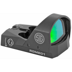 Sig Sauer Romeo1 Reflex Sight 1X30mm 6MOA Black Finish