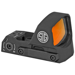 Sig Sauer ROMEO3XL Reflex Sight 3 MOA Dot Black Finish 1 MOA Adjustments