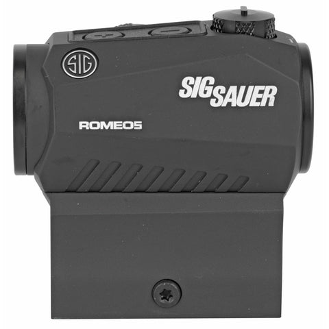 Sig Sauer ROMEO5 Red Dot 1X20mm 2MOA Red Dot M1913 Mount Black Finish