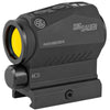 Image of Sig Sauer Romeo5 X Compact Red Dot 1X20mm 2 MOA AAA Battery 1913 Mount Black Finish