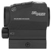 Image of Sig Sauer Romeo 5 XDR Predator Green Dot Sight 1X20mm 0.5 MOA Adjustment AAA M1913 Black Finish