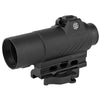 Image of Sig Sauer Romeo 7 Sight 1X30mm Fits M1913 Rail Graphite Finish Full Size 3 MOA Red Dot 0.5MOA Adjustments