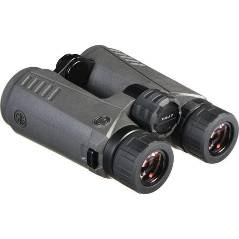 Sig Sauer 8x42 Zulu7 Binoculars Rear Left View