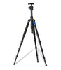 Image of LUCID OPTICS TP4 - Aluminum (4) section Tripod w/ball head Mount