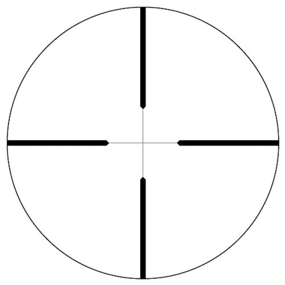 gpo passion 3x 3-9x42 Reticle View