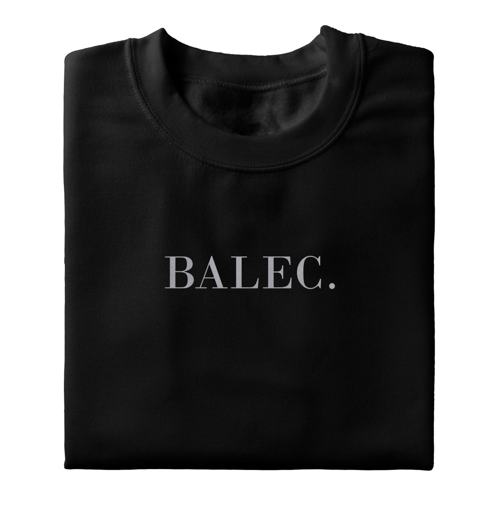 "Sweat ""BALEC."""