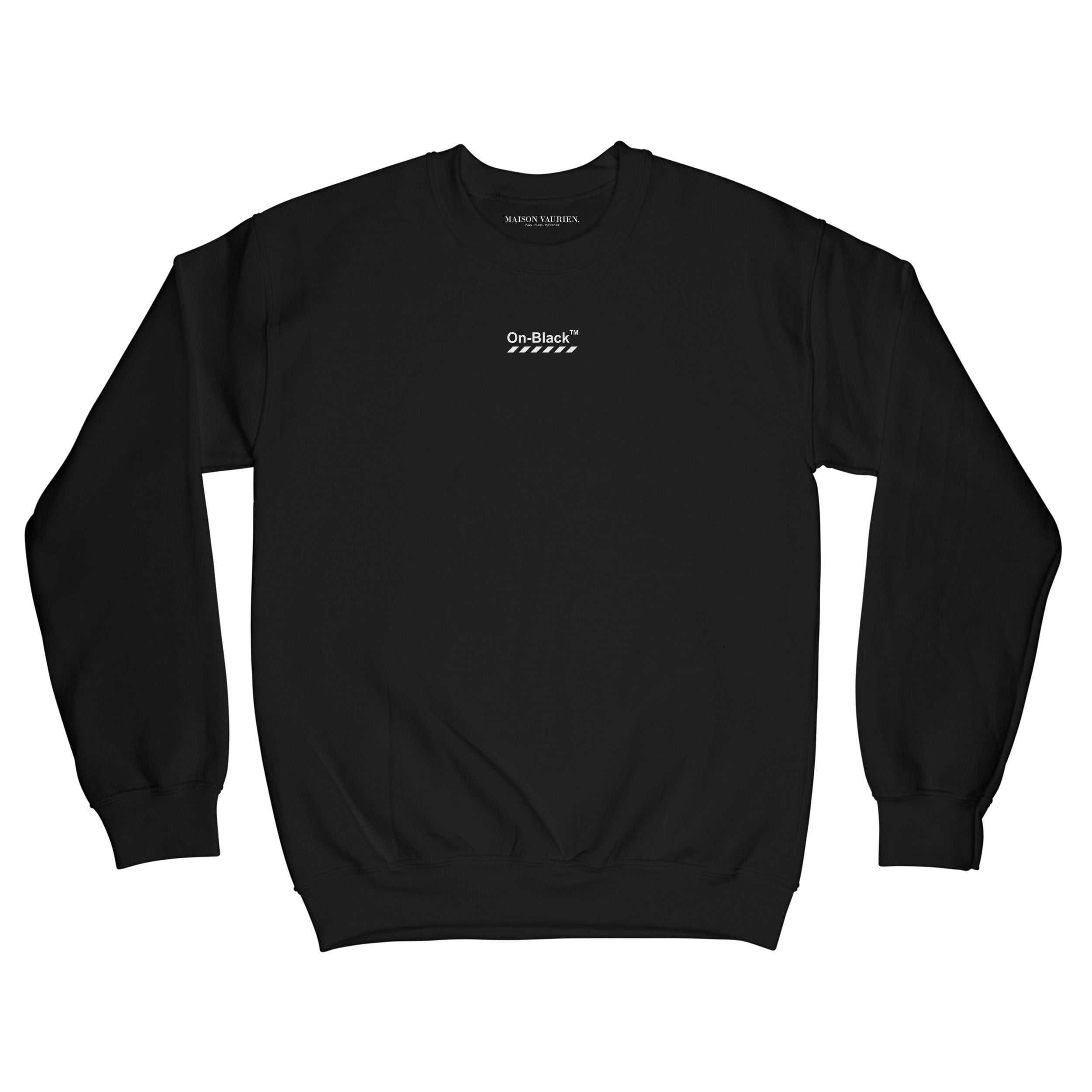 "Sweat ""ON-BLACK"""