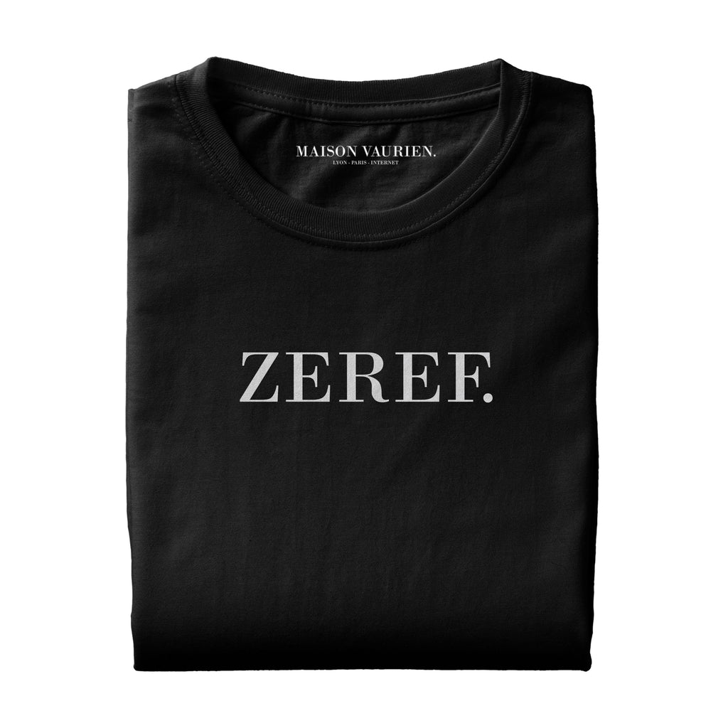 "T-Shirt ""ZEREF."""