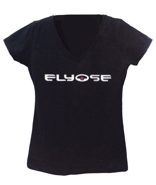 ELYOSE Woman's V-neck T-shirt