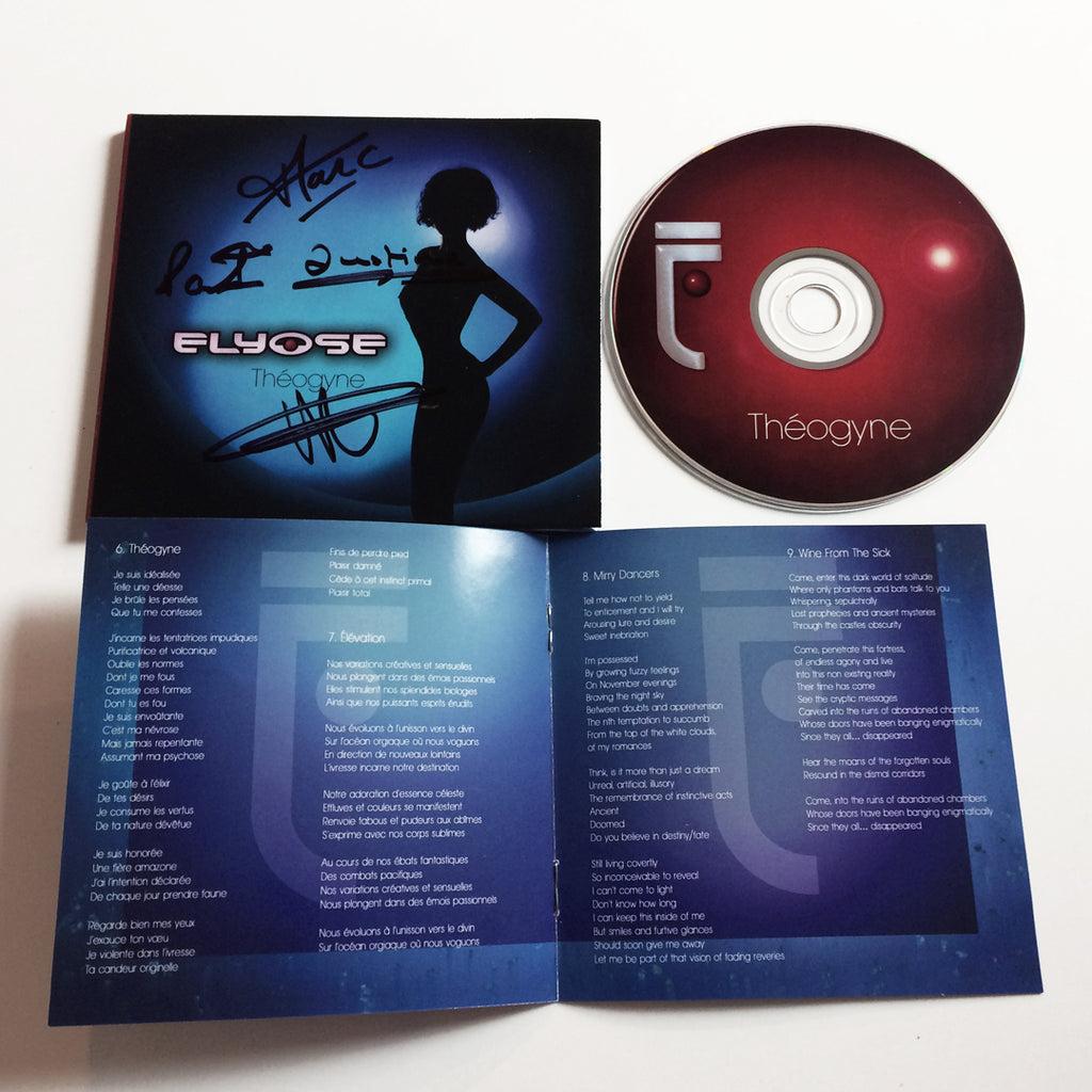 Théogyne CD (Physical)