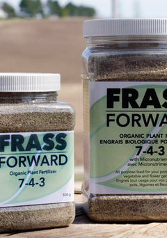 Frass Forward - Natural Cricket Fertilizer