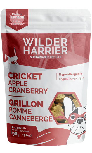 Wilder & Harrier - Apple Cranberry