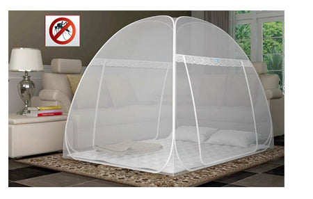 Luxury Pop Up Mosquito Net Foldable Indoor Outdoor Mesh Canopy Tent King Size ...  sc 1 st  onbuysl u2013 ONBUYSL & Luxury Pop Up Mosquito Net Foldable Indoor Outdoor Mesh Canopy ...