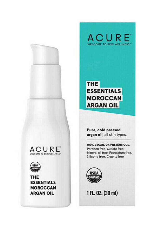 ACURE The Essentials Moroccan Argan Oil 30ml