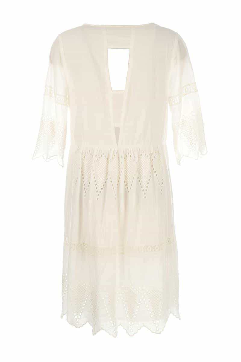 L'atelier D Taoiste Boho Lace Dress