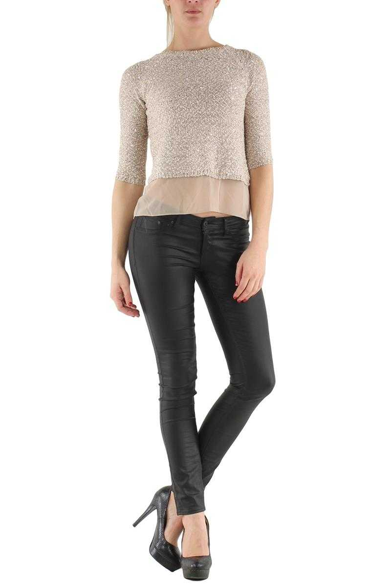 Andy and Lucy Paris Primerose Knit Top - Talis Collection