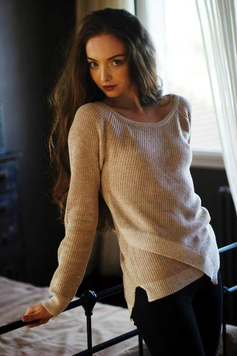 Andy and Lucy Persia Knit Sweater - Talis Collection