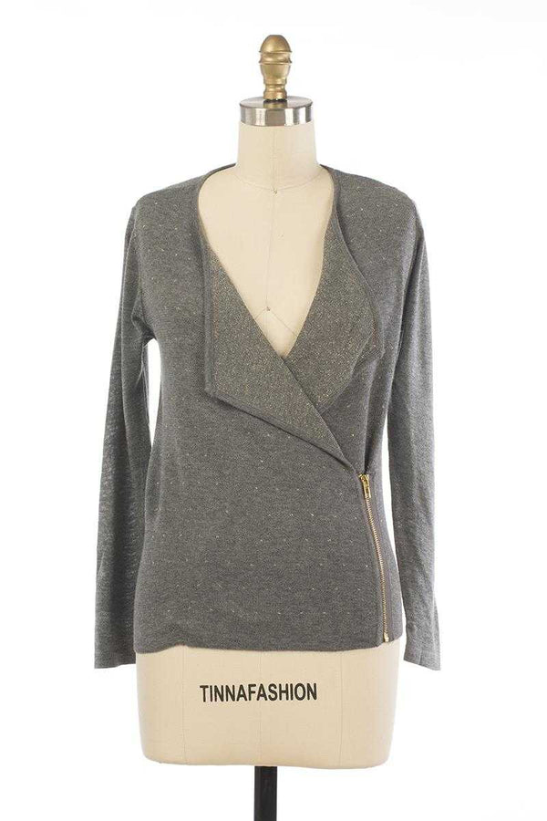Andy and Lucy Galaxy Wool Cardigan - Talis Collection